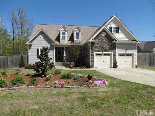 80 E Hackberry Lane, Youngsville, NC 27596 (#2186318) :: The Jim Allen Group