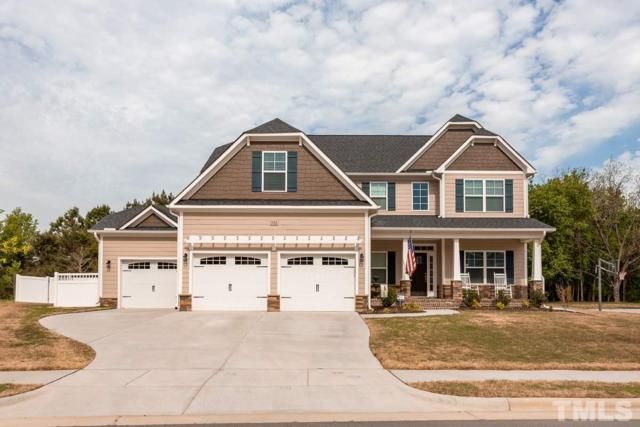 533 Silverliner Drive, Knightdale, NC 27545 (#2186333) :: The Jim Allen Group