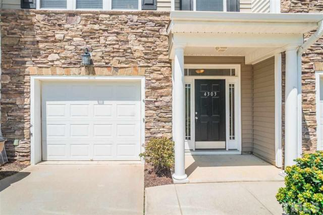 4303 Iyar Way, Wake Forest, NC 27587 (#2186336) :: Marti Hampton Team - Re/Max One Realty