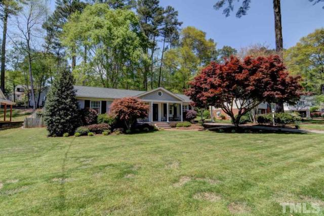 816 Davidson Street, Raleigh, NC 27609 (#2186342) :: The Abshure Realty Group