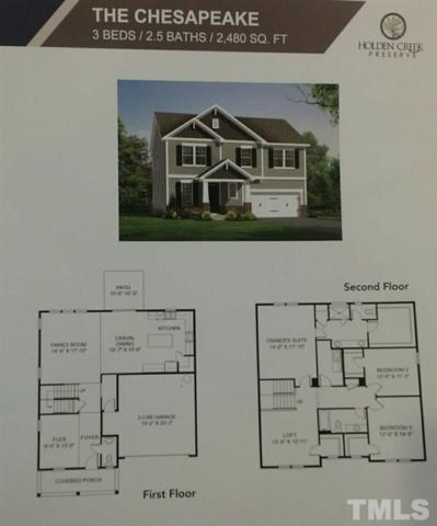 530 Holden Forest Drive Chesapeake Plan, Youngsville, NC 27596 (#2186372) :: The Jim Allen Group