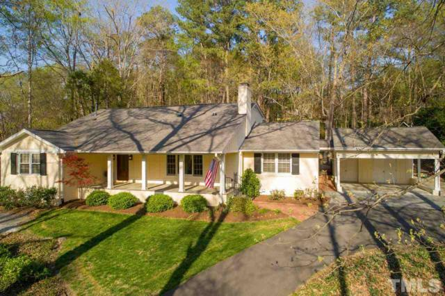 609 Sugarberry Road, Chapel Hill, NC 27514 (#2186403) :: Rachel Kendall Team, LLC