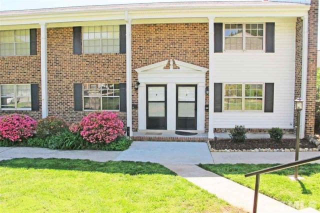1002 Willow Drive #90, Chapel Hill, NC 27514 (#2186440) :: Marti Hampton Team - Re/Max One Realty