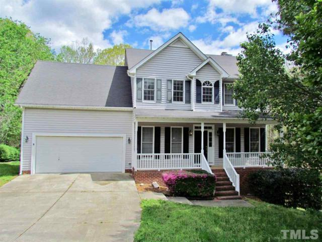 9524 White Carriage Drive, Wake Forest, NC 27587 (#2186470) :: Marti Hampton Team - Re/Max One Realty