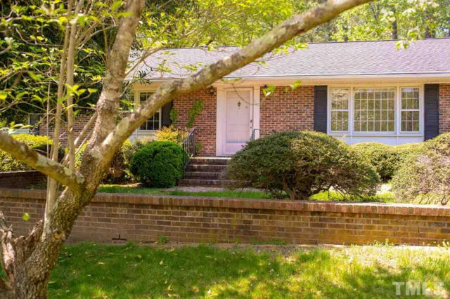 1009 Hillside Drive, Chapel Hill, NC 27517 (#2186492) :: Marti Hampton Team - Re/Max One Realty
