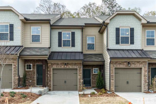 244 Ellsworth Manor Drive #34, Hillsborough, NC 27278 (#2186493) :: The Abshure Realty Group