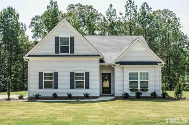 118 Highland Rhodes Drive, Clayton, NC 27520 (#2186505) :: The Jim Allen Group