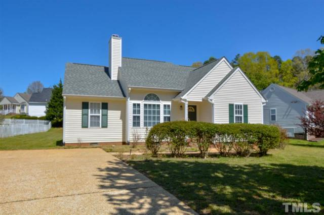 712 Wallridge Drive, Wake Forest, NC 27587 (#2186535) :: Marti Hampton Team - Re/Max One Realty
