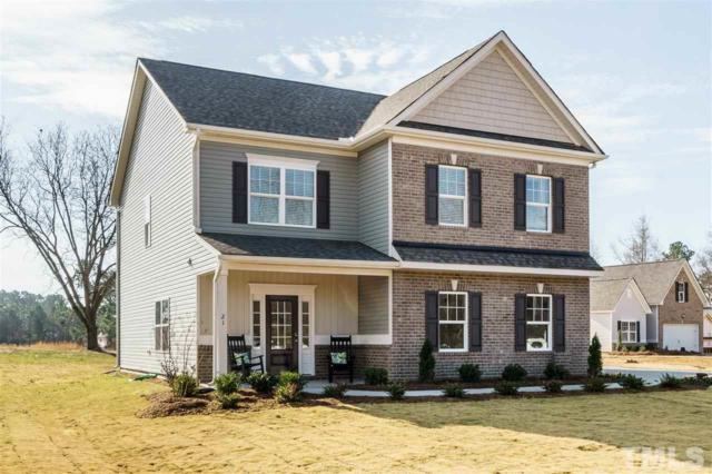 287 Highland Rhodes Drive, Clayton, NC 27520 (#2186541) :: The Jim Allen Group