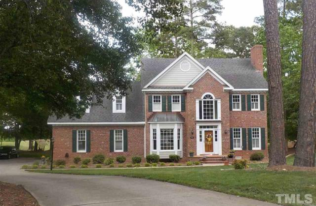 4801 Cornoustie Court, Holly Springs, NC 27540 (#2186542) :: Rachel Kendall Team, LLC