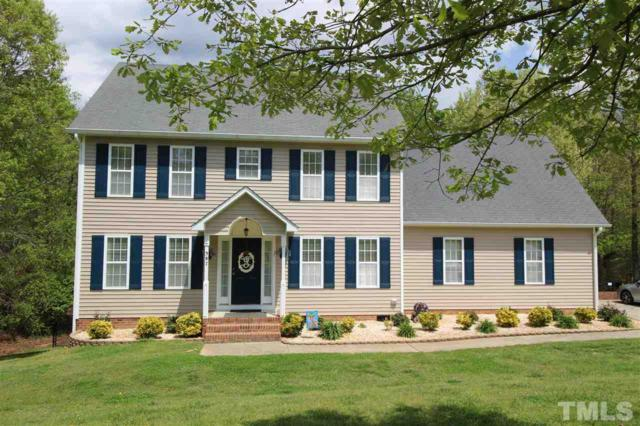 387 Tafton Drive, Wendell, NC 27591 (#2186554) :: RE/MAX Real Estate Service