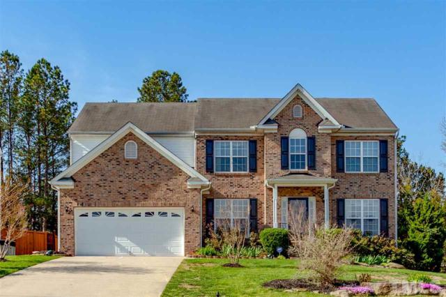 925 Pristine Lane, Rolesville, NC 27571 (#2186598) :: The Perry Group