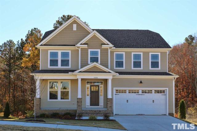 1203 Castlestone Lane, Knightdale, NC 27545 (#2186600) :: The Abshure Realty Group