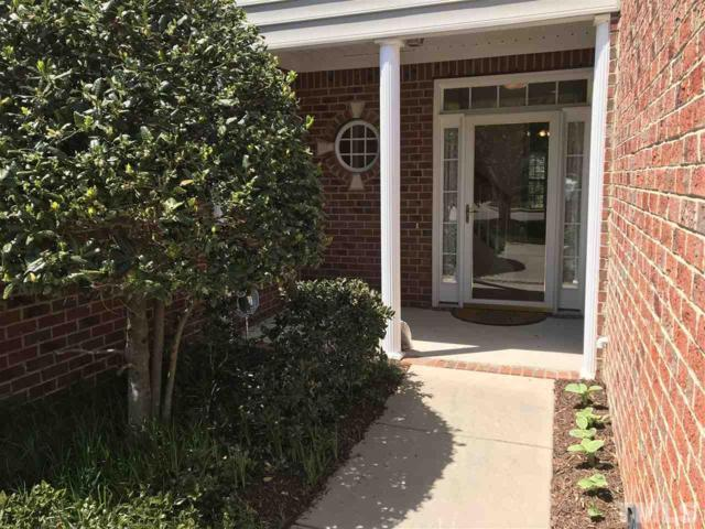 2040 White Pond Court, Apex, NC 27523 (#2186619) :: M&J Realty Group