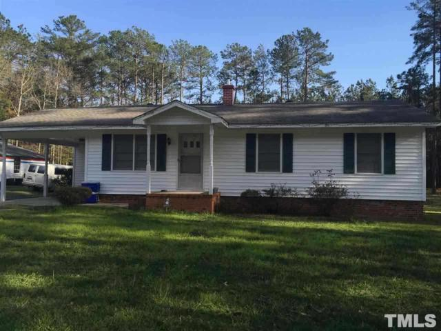 1604 Meadow Road, Kenly, NC 27542 (#2186621) :: M&J Realty Group