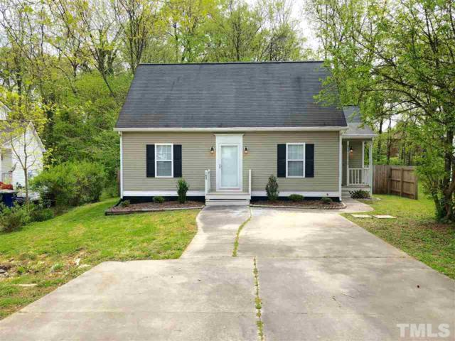 105 Oakgrove Drive, Graham, NC 27253 (#2186639) :: Raleigh Cary Realty
