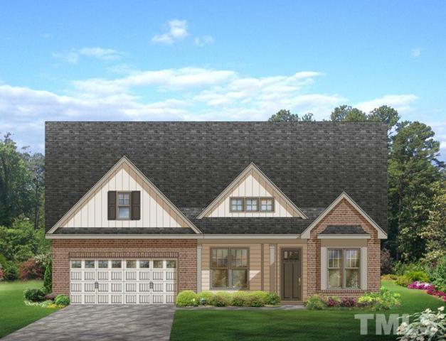 3621 Hickory Manor Drive Lot 17, Apex, NC 27539 (#2186644) :: Allen Tate Realtors