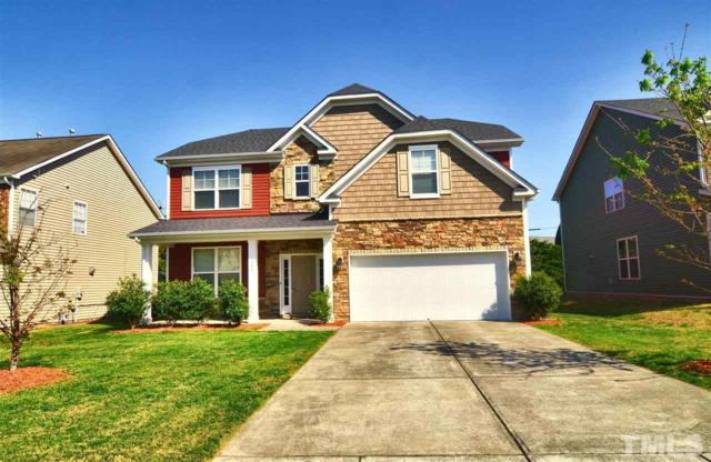 204 Hope Valley Drive, Knightdale, NC 27545 (#2186666) :: Raleigh Cary Realty