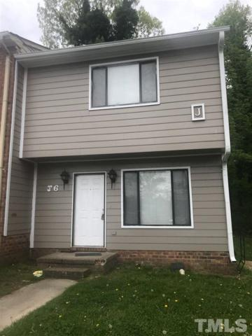 1000 Fargo Street J6, Durham, NC 27707 (#2186690) :: Allen Tate Realtors