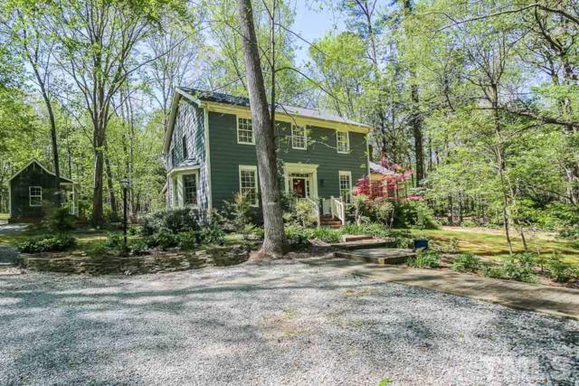 219 Longwood Drive, Chapel Hill, NC 27514 (#2186712) :: Raleigh Cary Realty