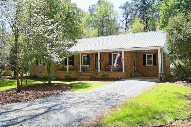 230 Oakwood Drive, Pittsboro, NC 27312 (#2186724) :: The Perry Group