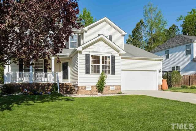 125 Trumbell Circle, Morrisville, NC 27560 (#2186736) :: The Jim Allen Group