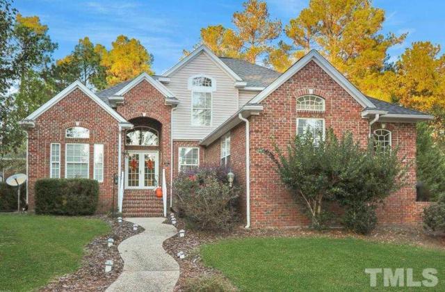 41 Sandpiper Drive, Whispering Pines, NC 28327 (#2186766) :: Rachel Kendall Team, LLC