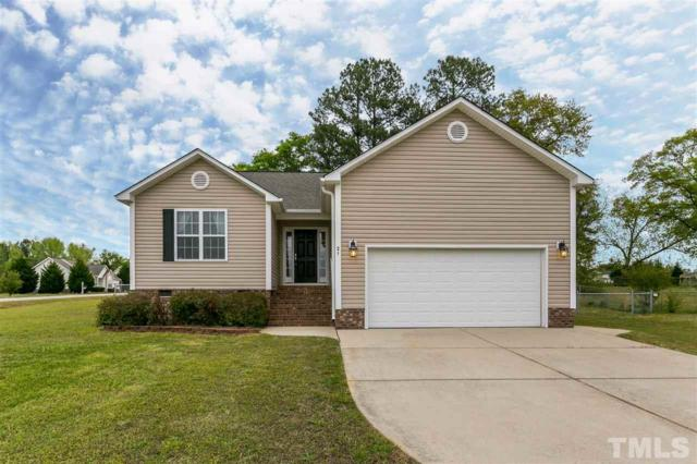 21 Buckingham Court, Smithfield, NC 27577 (#2186809) :: The Jim Allen Group