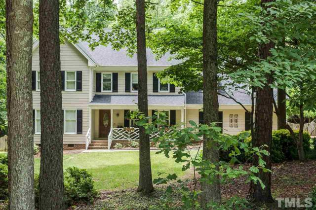 4924 Birchleaf Drive, Raleigh, NC 27606 (#2186843) :: The Jim Allen Group