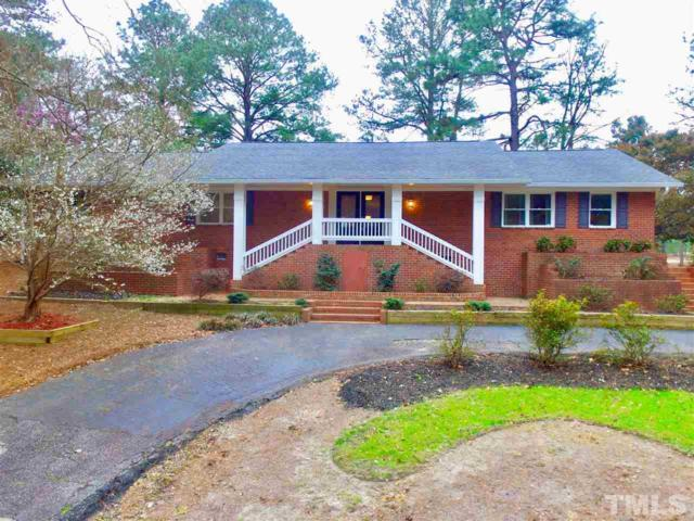 87 S Lakeshore Drive, Whispering Pines, NC 28327 (#2186864) :: Better Homes & Gardens | Go Realty
