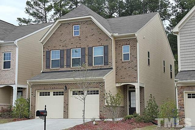 2029 Tanners Mill Drive, Durham, NC 27703 (#2186879) :: Raleigh Cary Realty