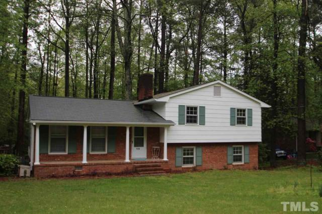 729 Tinkerbell Road, Chapel Hill, NC 27517 (#2186929) :: The Jim Allen Group
