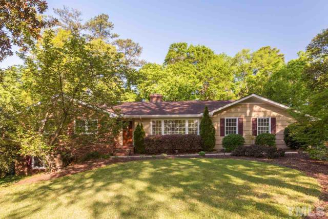 3009 Hillmer Drive, Raleigh, NC 27609 (#2186934) :: Raleigh Cary Realty
