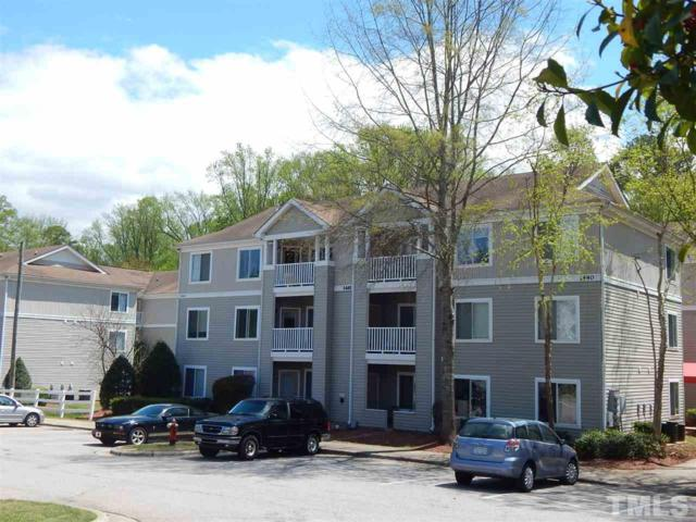 1440 Collegiate Circle #303, Raleigh, NC 27606 (#2186962) :: Rachel Kendall Team, LLC