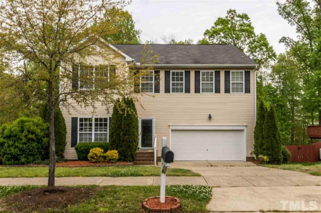 424 Texanna Way, Holly Springs, NC 27540 (#2186980) :: Rachel Kendall Team, LLC