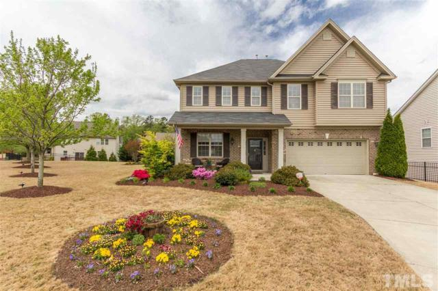 8511 Lasilla Way, Raleigh, NC 27616 (#2187027) :: The Abshure Realty Group