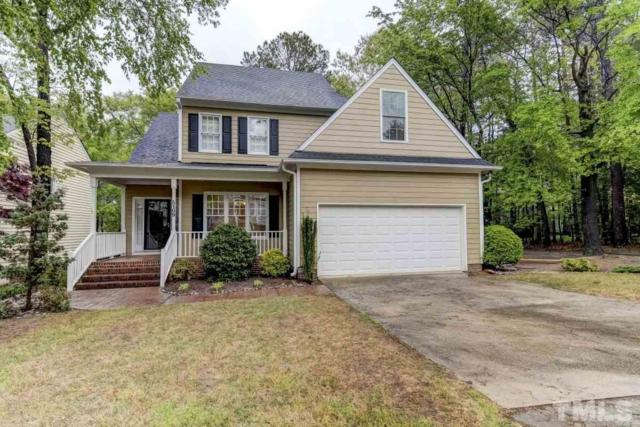 5109 Royal Troon Drive, Raleigh, NC 27604 (#2187040) :: The Abshure Realty Group