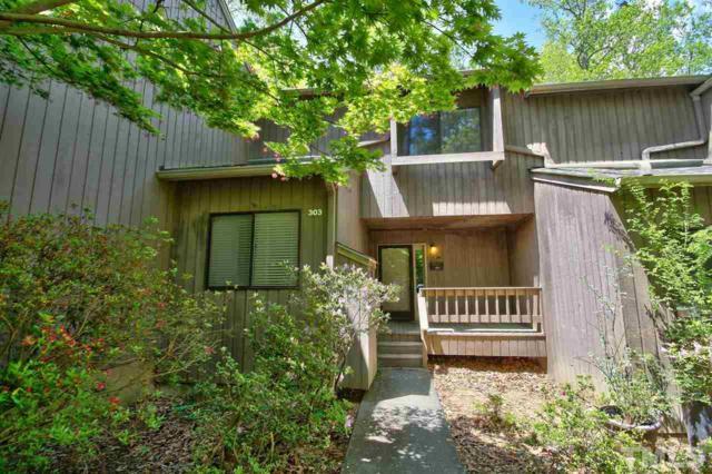 303 Oakland Lane, Chapel Hill, NC 27516 (#2187046) :: The Jim Allen Group