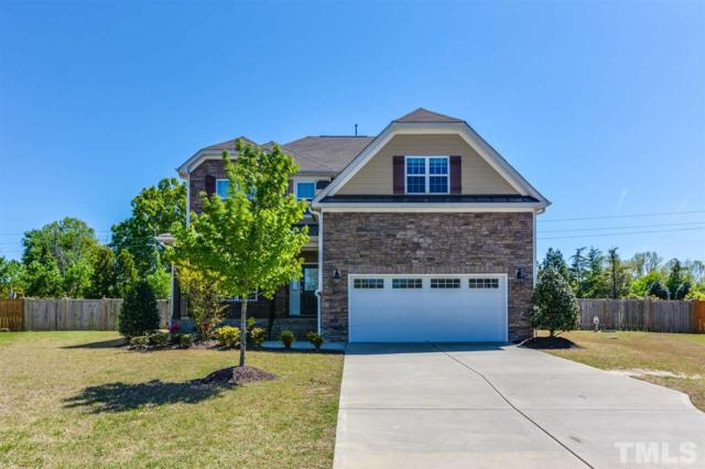 5436 Downton Grove Court, Fuquay Varina, NC 27526 (#2187098) :: The Abshure Realty Group