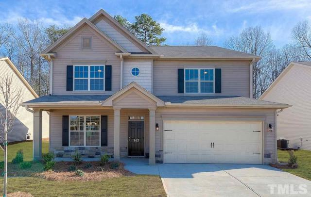 157 Whitetail Deer Lane, Garner, NC 27529 (#2187163) :: The Abshure Realty Group