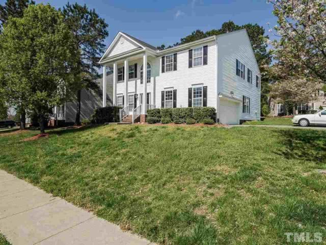 8517 Bratt Avenue, Wake Forest, NC 27587 (#2187179) :: The Jim Allen Group