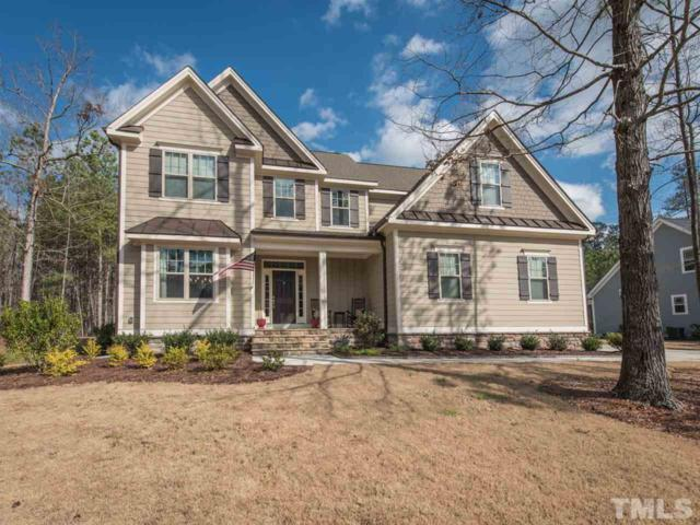 304 Demilt Drive, Clayton, NC 27520 (#2187264) :: Better Homes & Gardens | Go Realty
