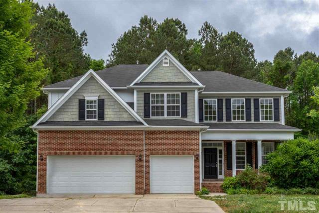 9425 Philbeck Lane, Wake Forest, NC 27587 (#2187280) :: Raleigh Cary Realty