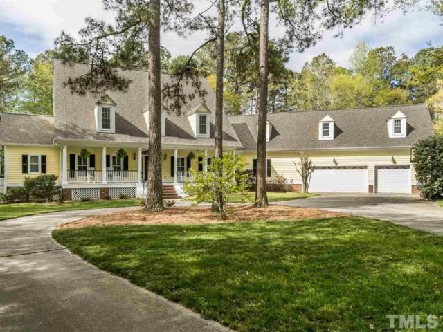 5317 Moonflower Court, Holly Springs, NC 27540 (#2187311) :: The Jim Allen Group