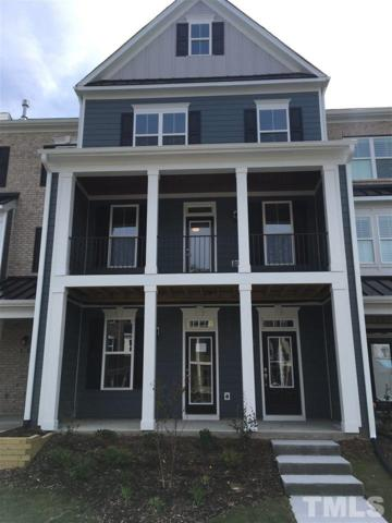509 Austin View Boulevard #321, Wake Forest, NC 27587 (#2187340) :: The Jim Allen Group