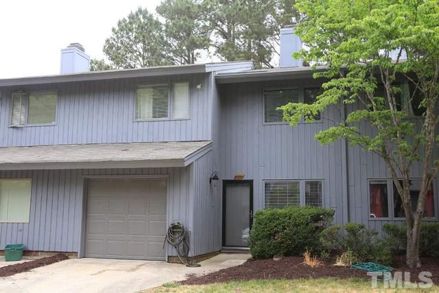 4318 Hunters Club Drive, Raleigh, NC 27606 (#2187361) :: Raleigh Cary Realty