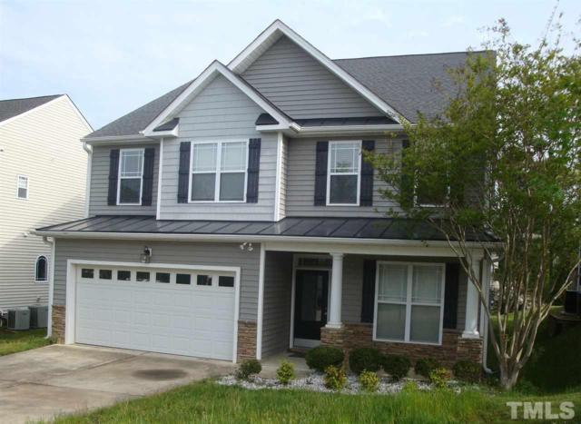 3209 Groveshire Drive, Raleigh, NC 27616 (#2187540) :: The Jim Allen Group
