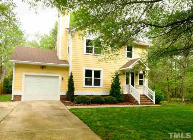 205 Hanford Road, Chapel Hill, NC 27516 (#2187585) :: Raleigh Cary Realty