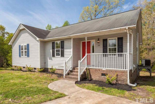 309 Dobro Court, Zebulon, NC 27597 (#2187592) :: The Perry Group