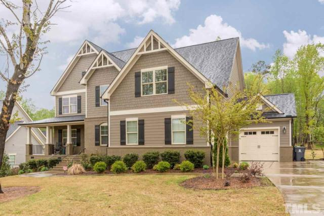 1116 Harrison Ridge Road, Wake Forest, NC 27587 (#2187627) :: The Perry Group